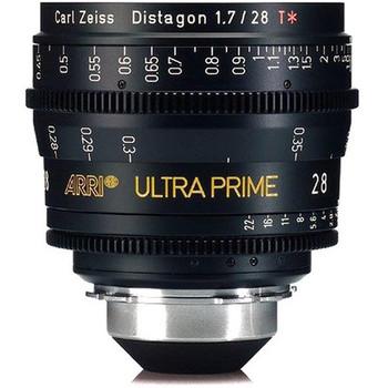 Rent ARRI/ Zeiss Ultra Prime 28mm T1.9