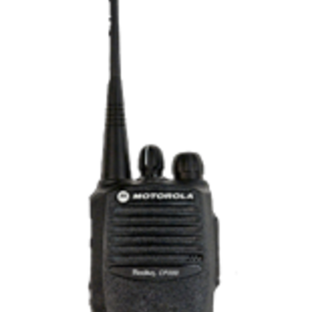 Rent Motorola Walkie Talkies Model CP200