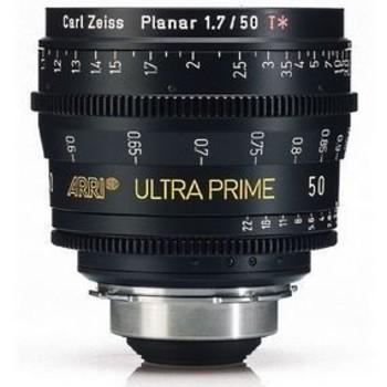 Rent ARRI/ Zeiss Ultra Prime 50mm T1.9