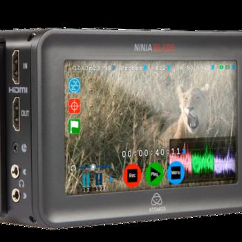 "Rent Atomos Ninja Blade 5"" HDMI On-Camera Monitor Recorder"