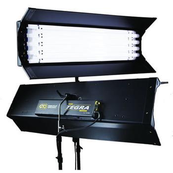 Rent Kino Flo Tegra Dimmable 4' x 4 Light Fluorescant Light Fixtu