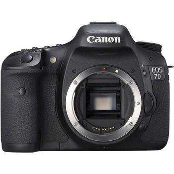 Rent Canon EOS 7D DSLR