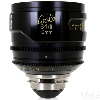 Rent Cooke 18mm S4/i 2.0 Prime Lens