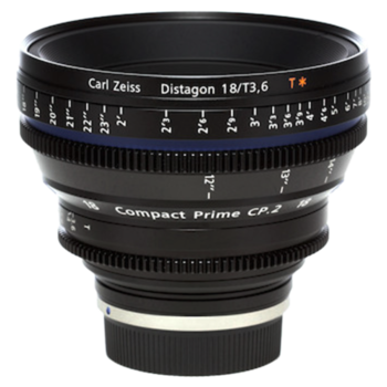Rent Zeiss Compact Prime CP.2 18mm f3.6 EF/PL Lens