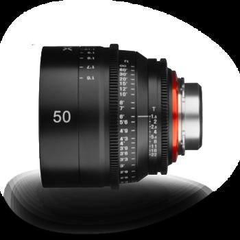 Rent Rokinon Xeen 50mm T1.5 EF Mount Lens