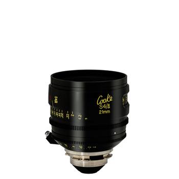 Rent Cooke 21mm S4/i 2.0 Prime Lens