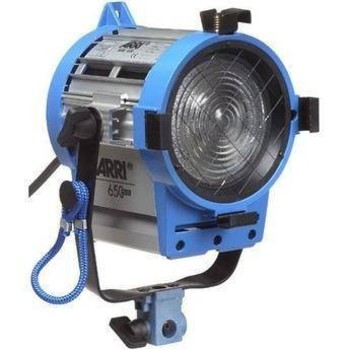 Rent Arri 650 Watt Tungsten Fresnel Light