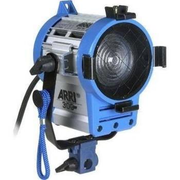 Rent Arri 300 Watt Plus Tungsten Fresnel Light