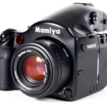 Rent Mamiya AFD II Film Kit