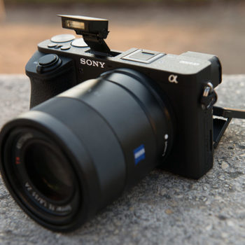 Rent Sony a6500 (Body Only)