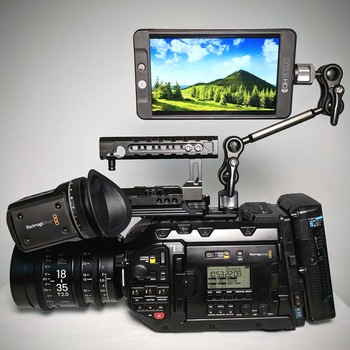 Rent Ursa Mini PRO 4.6K PL or EF BASIC KIT + Monitor