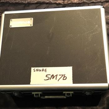 Rent Shure SM7b Microphone