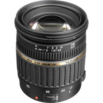 Rent Tamron 17-50mm f/2.8 Lens for Canon