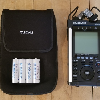 Rent Tascam DR-44WL Audio Recorder