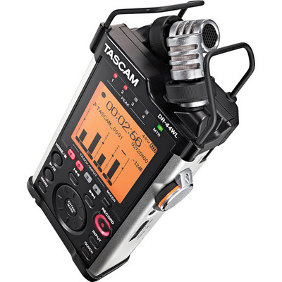 Tascam dr 44wl wi fi enabled portable 1410753222000 1079895
