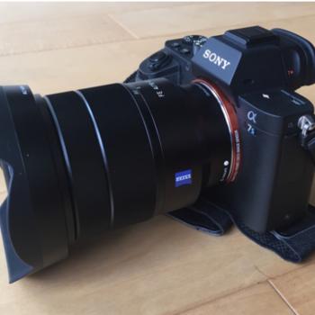 Rent Sony a7s ii Camera + Sony Vario 16-35mm lens (full-frame)