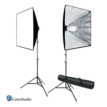 """Rent Two 24""""x24"""" Softbox Lights with stands"""