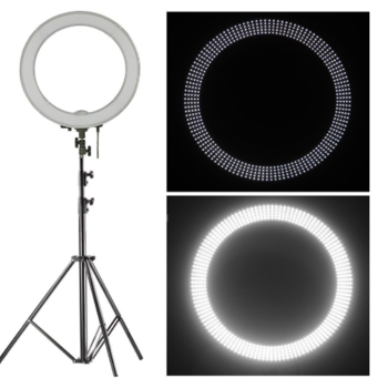 "Rent Neewer 18"" LED Ring Light"