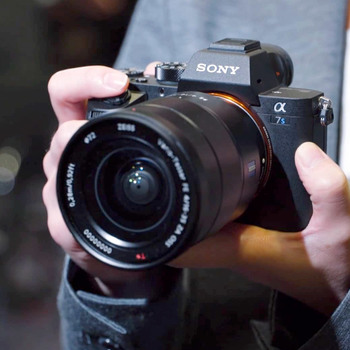 Rent Sony A7S II kit with ZEISS and ROKINON lenses