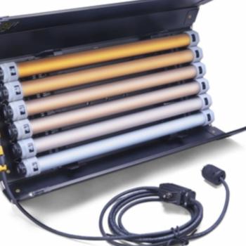 Rent Quasar Kino Flo Modified Q-LED System 4ft (6) Lamp X-Fade