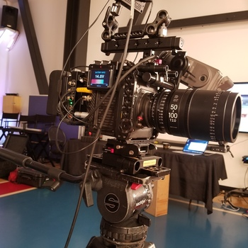 Rent Arri Alexa Mini Basic Shooter Package + Lenses