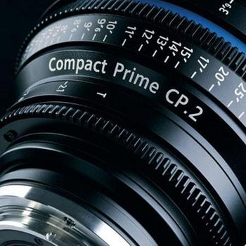 Rent Zeiss CP.2 Set. 21mm, 35mm, 50mm, 85mm. With Case. PL or EF.