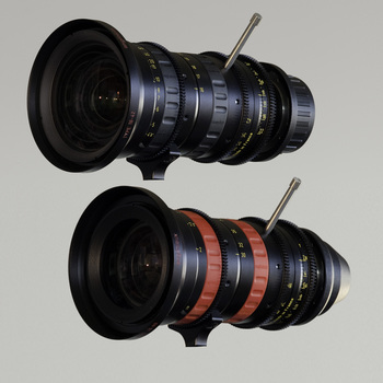 Rent Angenieux 16-42mm T2.8 and 30-80mm T2.8. PL mount With Case.