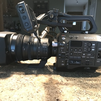 Rent PXW-FS7 Mark II Kit