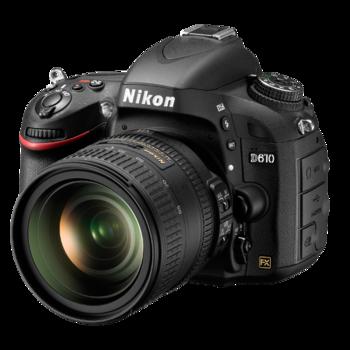 Rent Nikon D610 w/ Kit Lens (24-85mm)