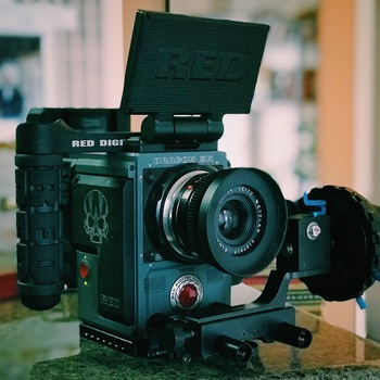 Rent RED Scarlet-W Dragon 5K Package