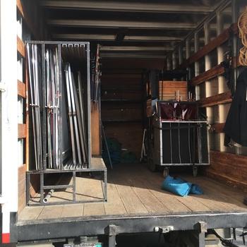 Rent 2-Ton Grip Truck