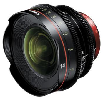 Rent Canon Cine 14mm T3.1