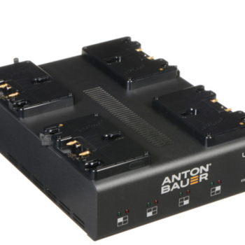 Rent Anton Bauer LP2 Quad Gold-Mount Battery Charger