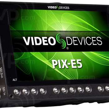 Rent Video Devices PIX-E5 Recording Monitor