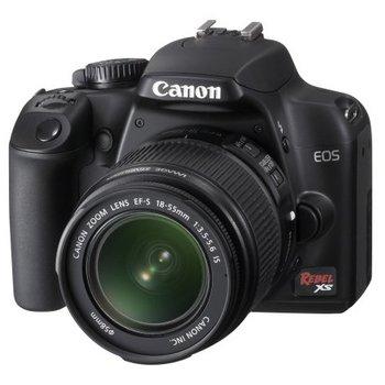 Rent Canon Rebel EOS XS