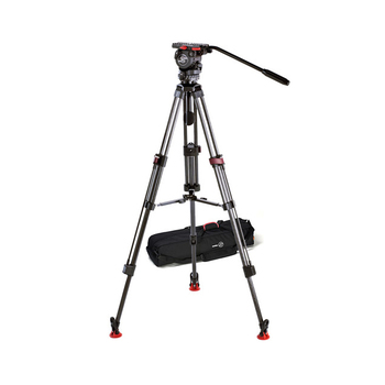 Rent Sachtler FSB-8 Fluid Head w/ Speed Lock 75 Tripod