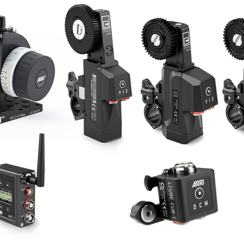 Rent Arri WCU-4 3 axis wireless lens control kit FIZ focus iris zoom preston