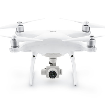 Rent Complete Phantom 4 Pro kit with it's foam bag and extra batteries and memory card.