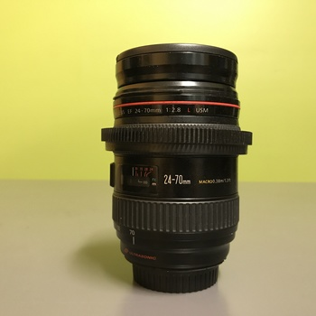 Rent Canon 24-70mm EF Lens