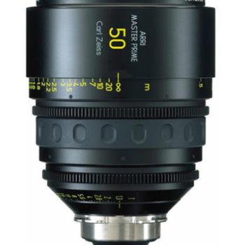 Rent ARRI Master Prime 50mm T1.3