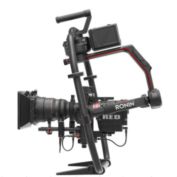 Rent DJI RONIN 2 + 4 X BATTERIES + PROFESSIONAL COMBO