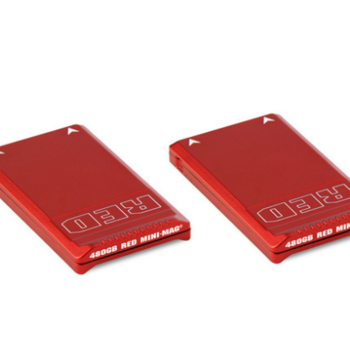 Rent 2 X RED MINI-MAG SSD - 480GB EACH X 2 + MINI-MAG READER USB3