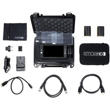 Rent SmallHD 502 HDMI & SDI On-Camera Field Monitor Kit
