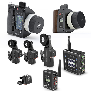Rent Arri WCU4 Deluxe Wireless Lens Controll Kit FIZ UMC4 SXU1 preston
