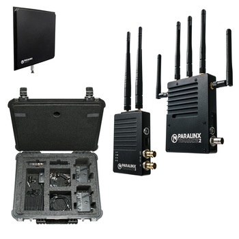 Rent Paralinx Tomahawk 2 Wireless Video Deluxe Kit 3 Receivers 2000 ft teradek