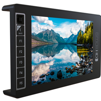 """Rent Small HD 703 Ultra Bright Daylight Viewable 7"""" Monitor w/ Wooden Camera Director's Cage"""