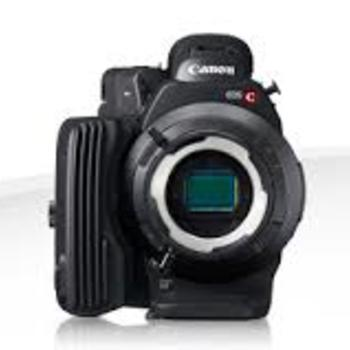 Rent Canon C-500 PL Mount Camera Kit