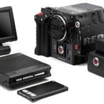 Rent Red Scarlet-X Camera Kit