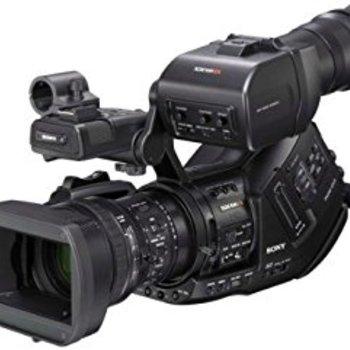 Rent 3 camera XDCAM EX camera For Asterios K