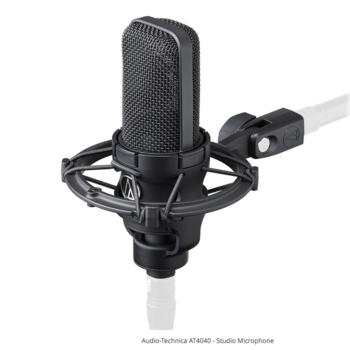 Rent Audio-Technica AT4040 - Studio Microphone